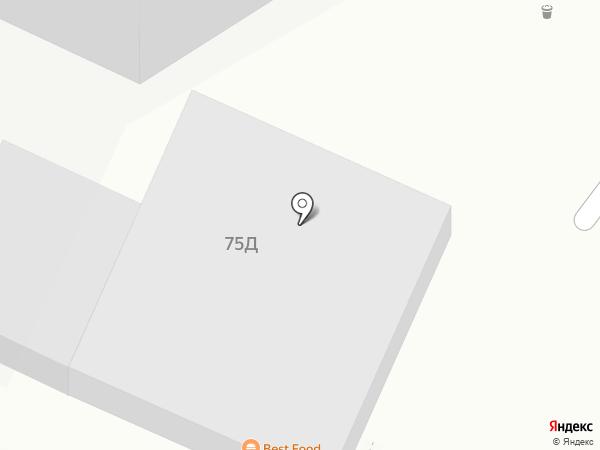 Eurocar на карте Анапы