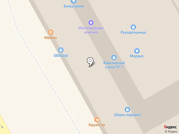 Баланс на карте Анапы