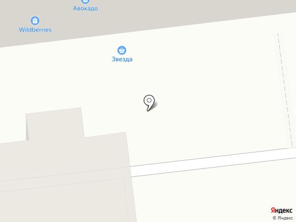 Хозяин на карте Одинцово