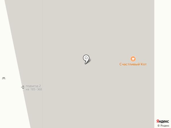 Строительный магазин на Кутузовской на карте Одинцово