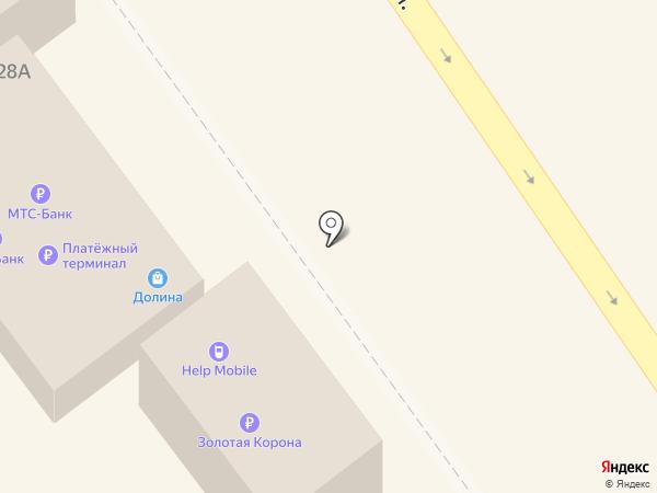 Work of mobile на карте Анапы