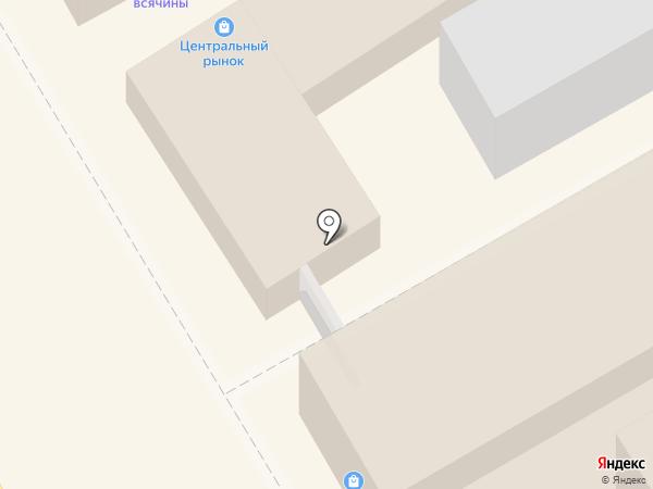 Соня на карте Анапы
