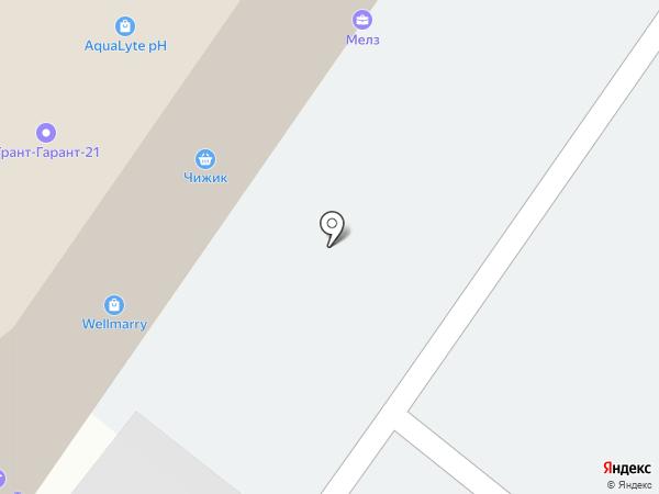 У Семёновны на карте Красногорска