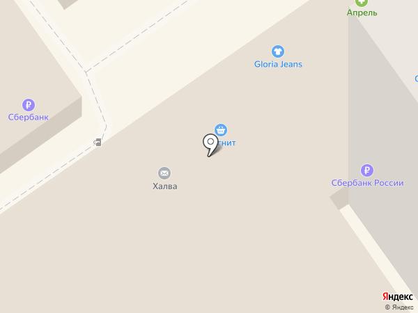 LETO на карте Анапы