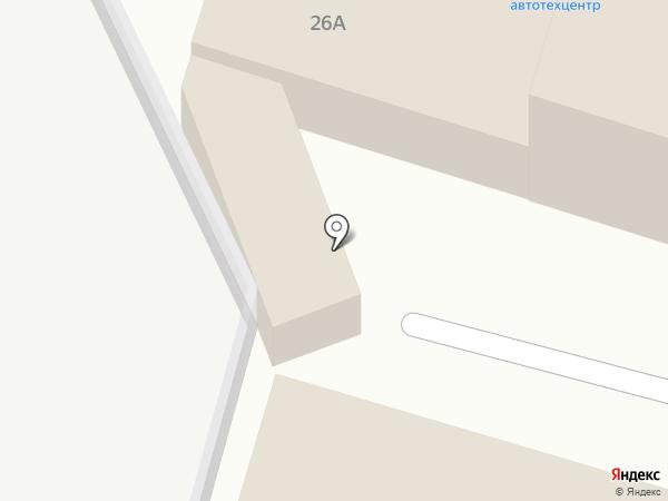 Автомойка на карте Одинцово
