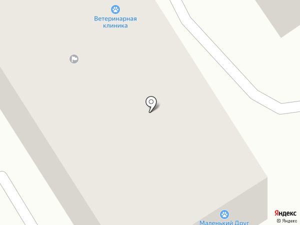 Вертикаль на карте Анапы