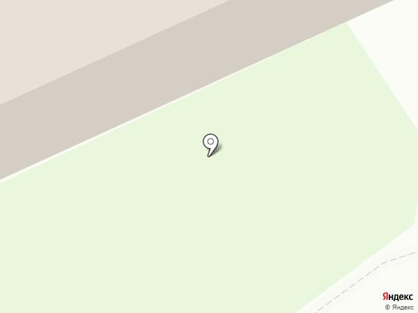 Юниор на карте Красногорска