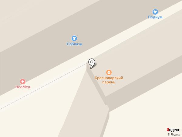 585 на карте Анапы
