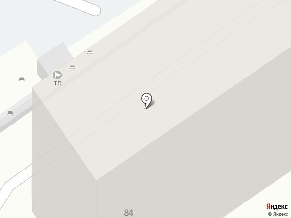 Специальная коррекционная общеобразовательная школа №13 на карте Анапы