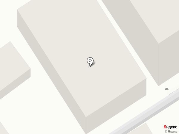 Илиос на карте Анапы