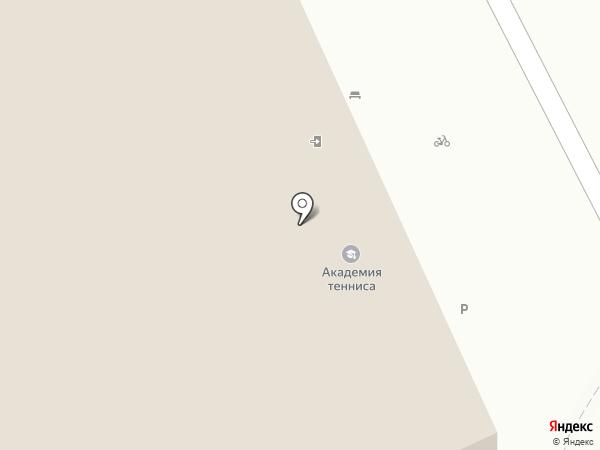 Зенит на карте Красногорска