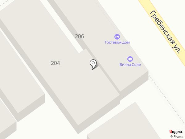 Фабрика Дышащих Окон на карте Анапы