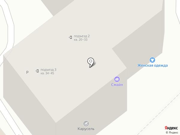 Cortex на карте Анапы