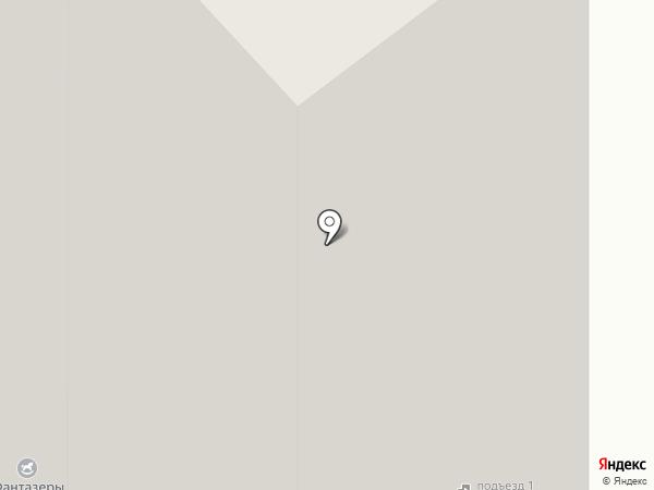 БирМаг на карте Красногорска