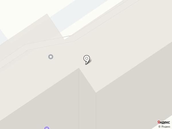 Бужор на карте Анапы