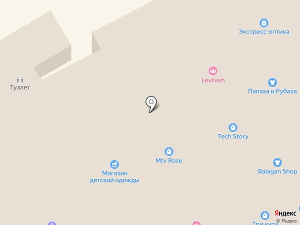 AURA на карте Анапы