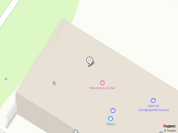 КрасСтройКонтроль на карте Красногорска