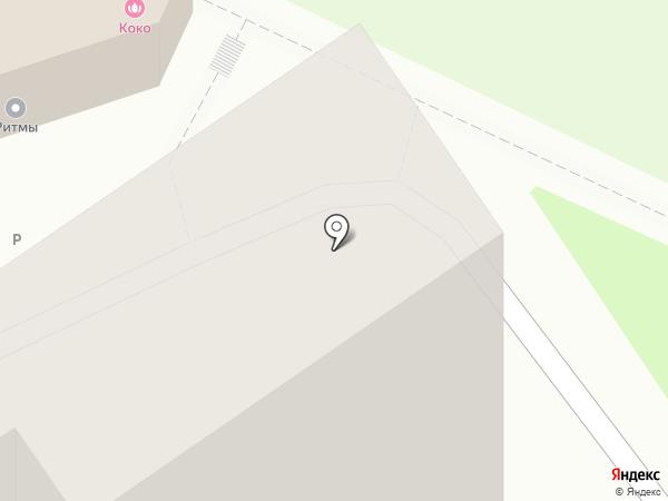 мЯта на карте Анапы