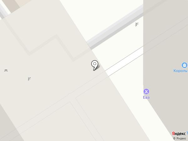Ева на карте Анапы