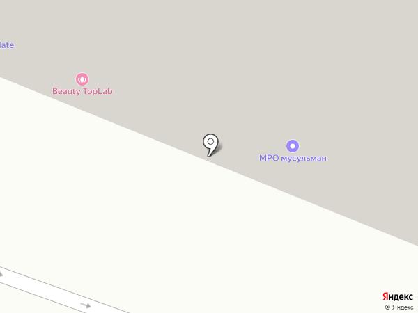 Магазин стройматериалов на карте Одинцово