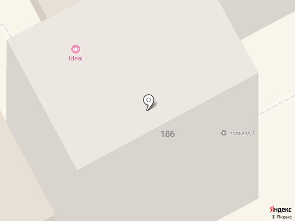 Владос на карте Анапы