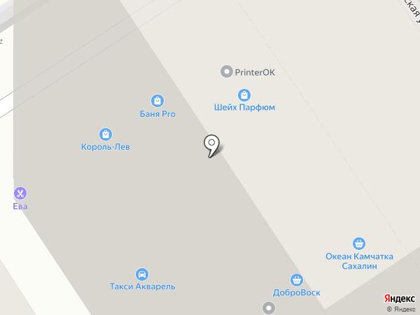 Тайхаку на карте Анапы