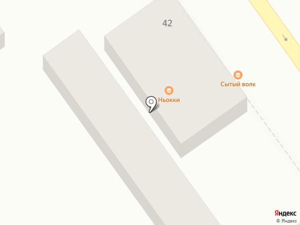 Ломбард №1 на карте Анапы