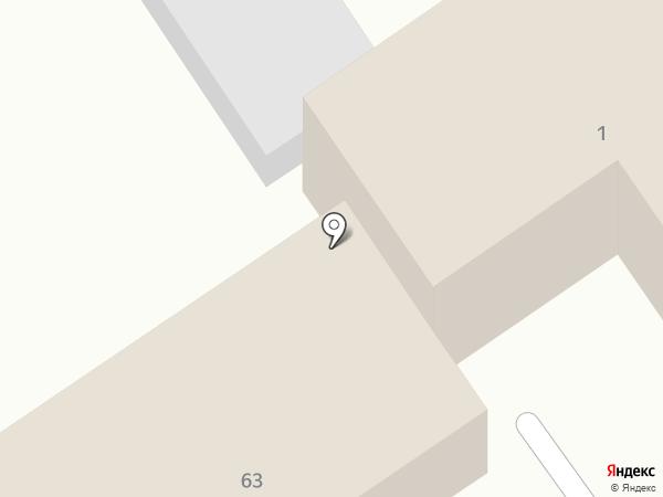 Отдел вневедомственной охраны по г. Анапе на карте Анапы