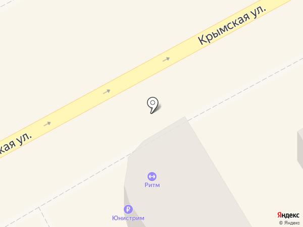 1М-Ломбард, ЗАО на карте Анапы