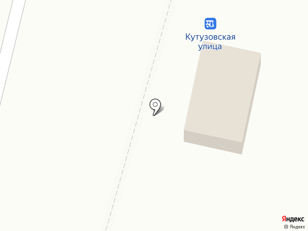 Цветочный бутик на карте Одинцово