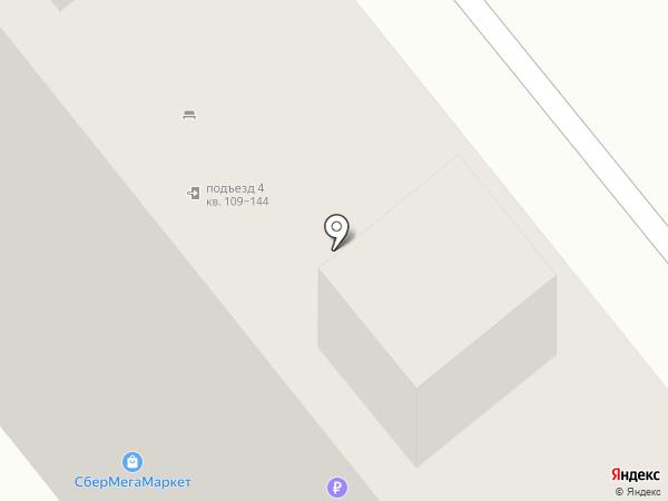 Белая ворона на карте Красногорска