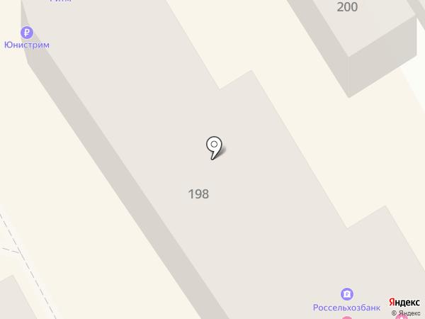 РИТМ на карте Анапы