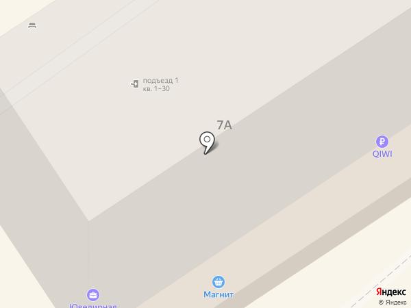 Стиль плюс на карте Анапы
