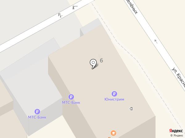 ДЛЯ СВОИХ на карте Анапы