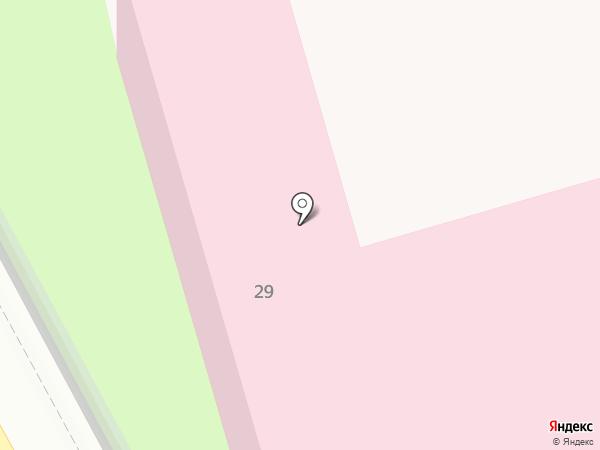 Психоневрологический диспансер на карте Красногорска