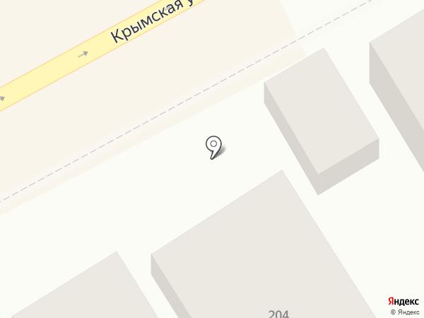 Секонд-хенд на карте Анапы