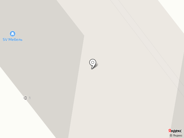 ДивануДА на карте Анапы