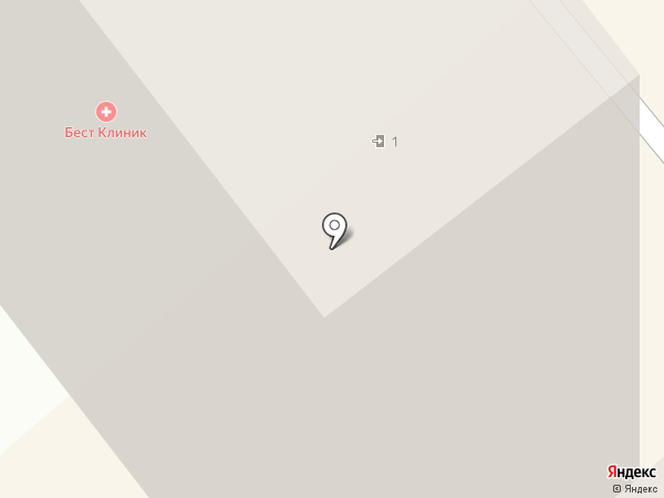 Magic Cinema на карте Анапы