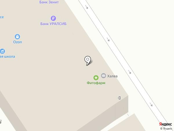 Бэби-центр на карте Анапы