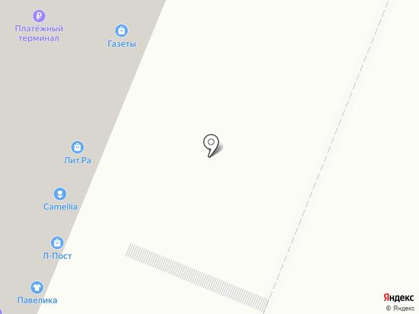 Избёнка на карте Одинцово