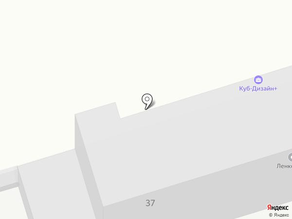 ВОблок на карте Красногорска