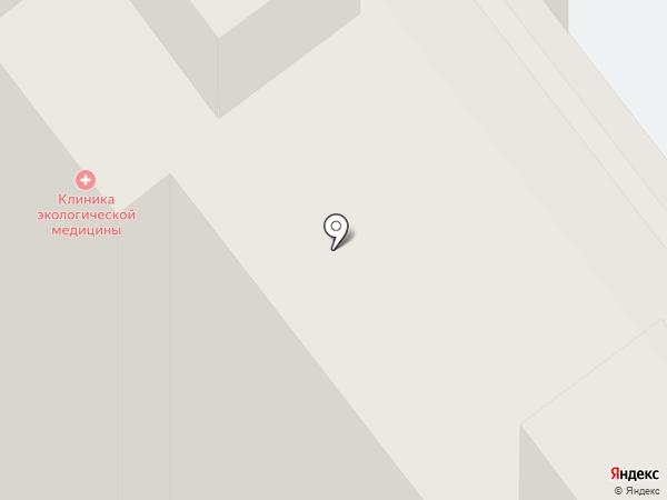 Кристина на карте Красногорска