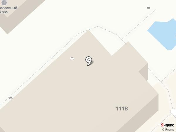 АН на карте Анапы