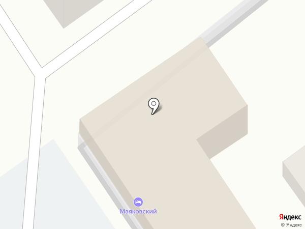 Станислав на карте Анапы