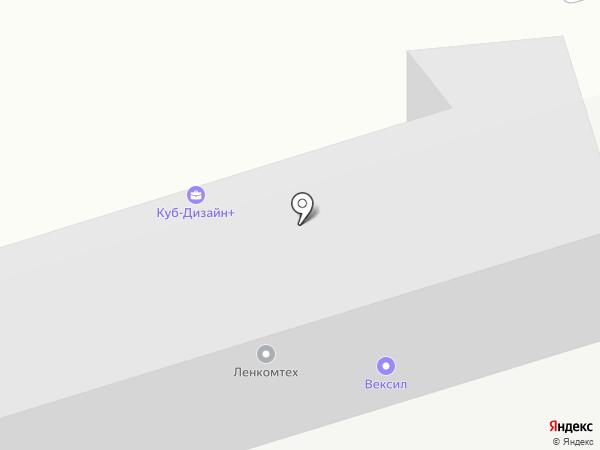 Квартет Моторс на карте Красногорска