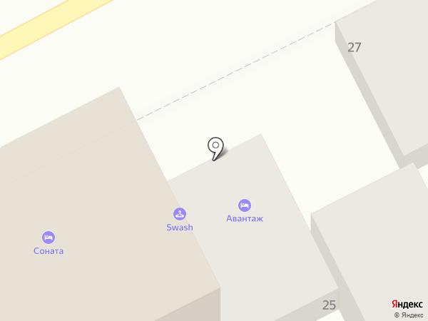 Duet на карте Анапы