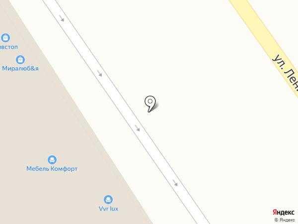 МираЛюб & Я на карте Анапы