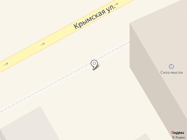 Сокровище Калькутты на карте Анапы