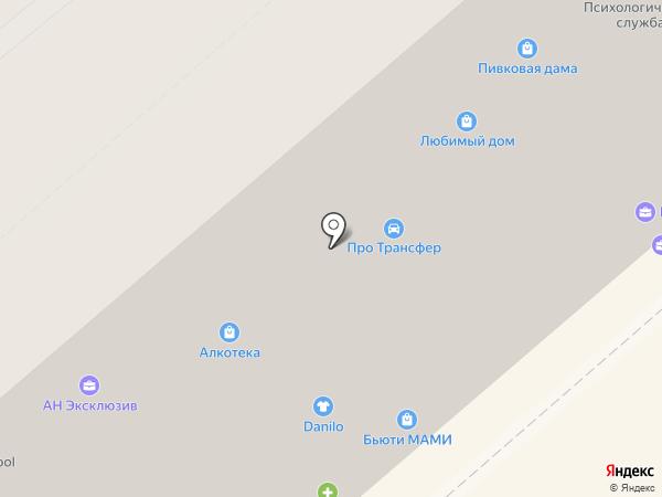 Чудесные цены на карте Анапы