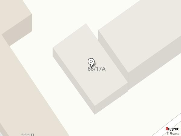 Русь на карте Анапы